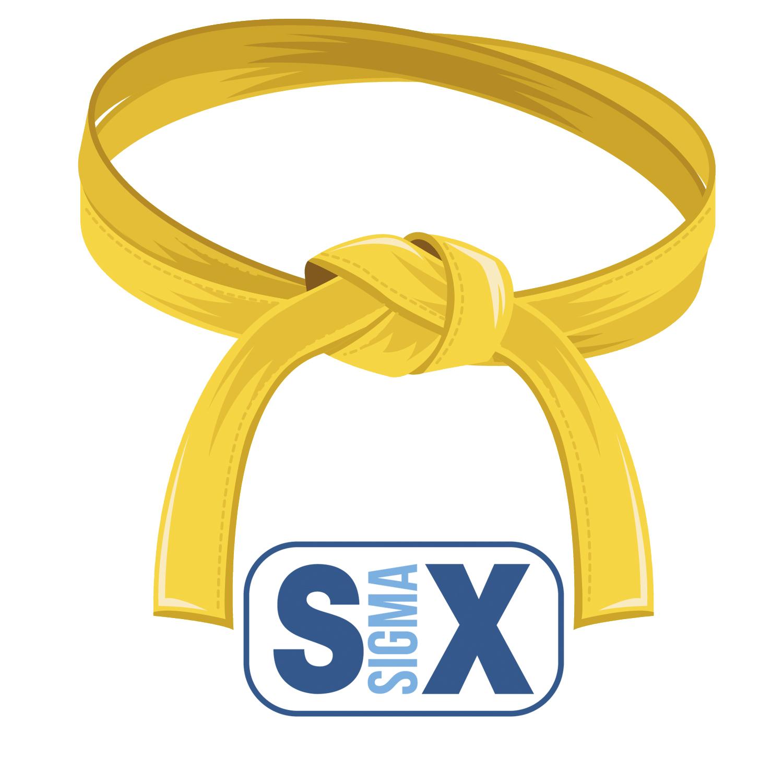 Six Sigma Logo Yellow Belt Product: seattle, wa - yellow belt 2 day ...